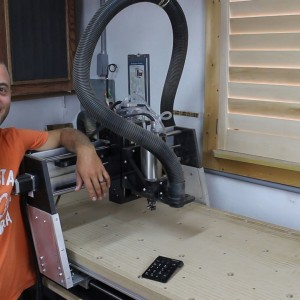 How to make a spoil board for your CNC machine